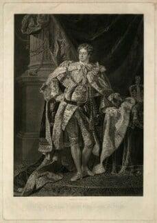 King George IV, after Unknown artist - NPG D33353