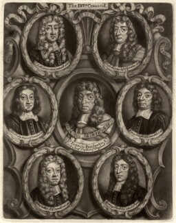 The Bishops' Council, after Unknown artist, 1688 or after - NPG D9287 - © National Portrait Gallery, London
