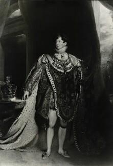 King George IV, after Sir Thomas Lawrence - NPG D33354