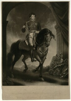 King George IV, by William Say, after  James Northcote - NPG D33355