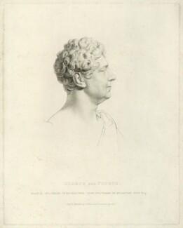 King George IV, by and published by Samuel William Reynolds, after  Sir Francis Leggatt Chantrey - NPG D33357
