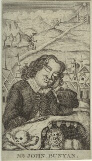 John Bunyan, after Robert White - NPG D33458
