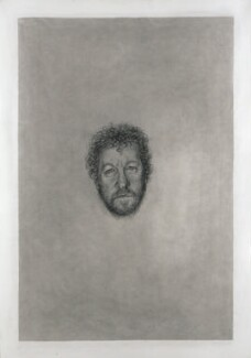 Sebastian Faulks, by Matthew Carr, 2008 - NPG  -