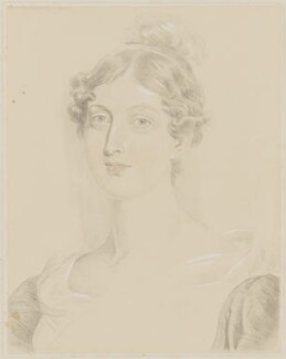 Princess Charlotte Augusta of Wales, after Sir Thomas Lawrence - NPG D33521