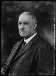 Henry Ernest Fowler, 2nd Viscount Wolverhampton, by Bassano Ltd - NPG x153546