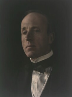 Charles Stewart Henry Vane-Tempest-Stewart, 7th Marquess of Londonderry, by Olive Edis - NPG x7195