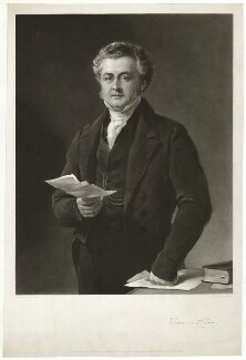 Francis Close, by John Richardson Jackson, after  Henry Wyndham Phillips - NPG D33534