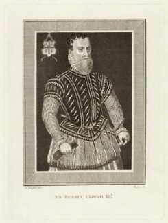 Richard Clough, by James Basire, after  Moses Griffith - NPG D33536