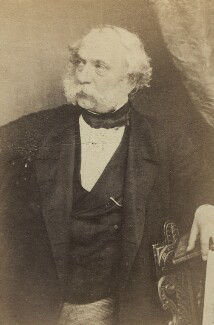 George Cattermole, by Unknown photographer - NPG Ax131857