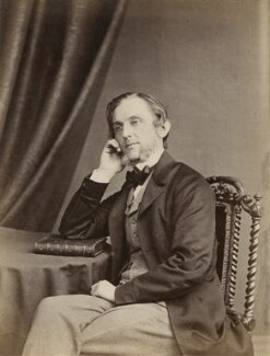 William Collingwood, by Cundall, Downes & Co - NPG Ax131858