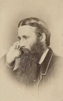 Walter Field, probably by Elliott & Fry, late 1860s? - NPG Ax131868 - © National Portrait Gallery, London