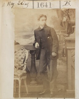 Ney Elias, by Camille Silvy - NPG Ax51035