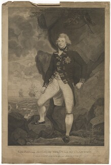 King William IV, by and published by Charles Knight, after  John Hoppner, 1790s - NPG D33546 - © National Portrait Gallery, London