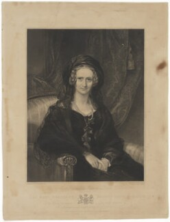 Queen Adelaide (Princess Adelaide of Saxe-Meiningen), by Henry Thomas Ryall, published by  Thomas McLean, after  Sir William Charles Ross, published 30 March 1841 - NPG D33558 - © National Portrait Gallery, London