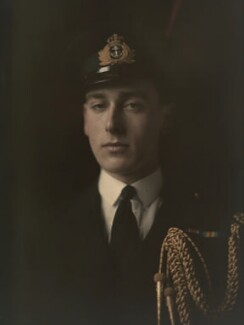 Louis Mountbatten, Earl Mountbatten of Burma, by Olive Edis - NPG x7199