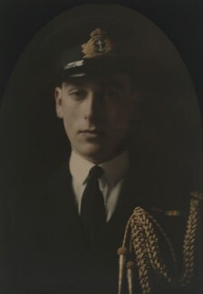 Louis Mountbatten, Earl Mountbatten of Burma, by Olive Edis - NPG x8004