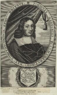 John Gadbury, after Unknown artist - NPG D33595