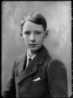 Hugh Peter Fortescue, Viscount Ebrington, by Bassano Ltd - NPG x153579