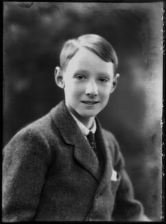 Hugh Peter Fortescue, Viscount Ebrington, by Bassano Ltd - NPG x153580