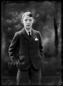 Hugh Peter Fortescue, Viscount Ebrington, by Bassano Ltd - NPG x153581