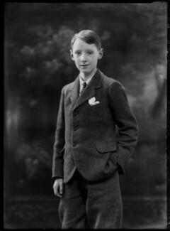 Hugh Peter Fortescue, Viscount Ebrington, by Bassano Ltd - NPG x153582