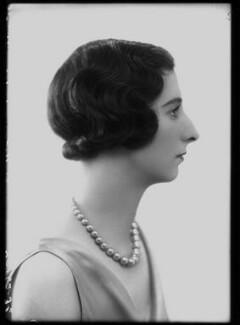 Joan Bickerton (née Chetwynd-Talbot), by Bassano Ltd - NPG x153584