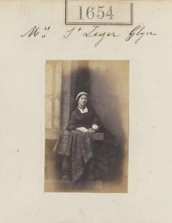 Florence Elizabeth Glyn (née Williams), by Camille Silvy - NPG Ax51046
