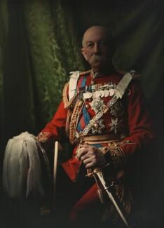 Sir (Henry) Evelyn Wood, by Olive Edis - NPG x7211