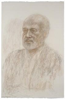 Norbert Casper Lynton, by Ken Kiff - NPG 6858