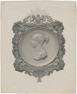 Queen Victoria, after Unknown artist - NPG D33569