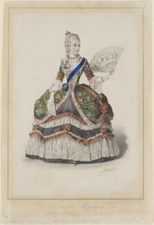 Queen Victoria, by John Brandard - NPG D33582