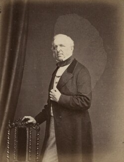 James Duffield Harding, by Cundall, Downes & Co - NPG Ax131888