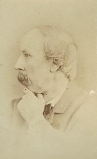 Joseph John Jenkins, by Elliott & Fry - NPG Ax131895