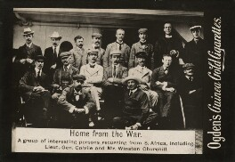 'Home from the War', published by Ogden's - NPG x44648