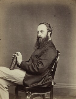 Frederick Smallfield, by Cundall, Downes & Co - NPG Ax131908