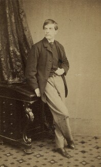 Frederick Walker, by Unknown photographer - NPG Ax131912