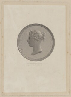 Queen Victoria, by Alfred Robert Freebairn, after  C. Henry Weigall - NPG D33610