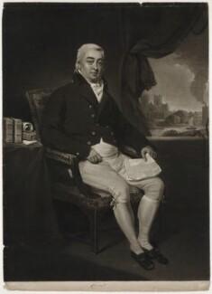 Possibly William Cobbett, by Unknown artist - NPG D33663