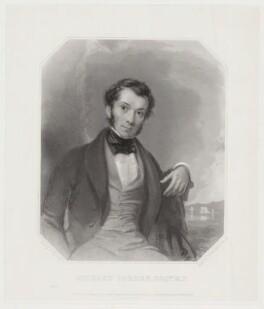 Richard Cobden, by Frederick Christian Lewis Sr, after  Charles Allen Duval - NPG D33664