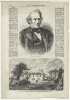 Richard Cobden, after W. & D. Downey - NPG D33665