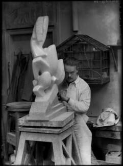 Maurice Lambert, by Yvonne Gregory, 1929 - NPG x132016 - © estate of Yvonne Gregory / Camera Press