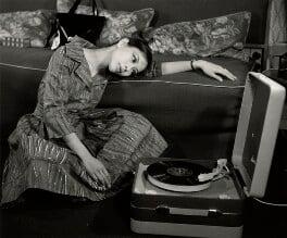 Jacqui Chan, by Tom Blau - NPG x131952