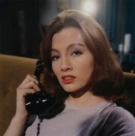 Christine Keeler, by Tom Blau, 1963 - NPG x131954 - © Camera Press / Tom Blau