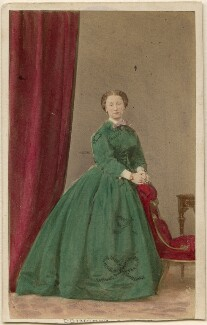 Princess Louise Caroline Alberta, Duchess of Argyll, by Hills & Saunders, published by  A. Marion, Son & Co - NPG Ax46746