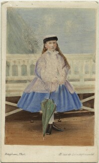 Princess Beatrice of Battenberg, by Robert Jefferson Bingham - NPG Ax46756