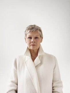 Judi Dench, by Bryan Adams - NPG x131972