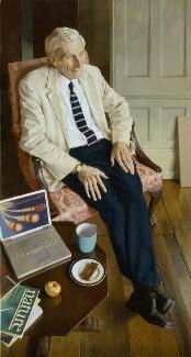 Martin John Rees, Baron Rees of Ludlow, by Benjamin Sullivan - NPG 6851