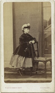 Princess Beatrice of Battenberg, by W. & D. Downey - NPG x3605