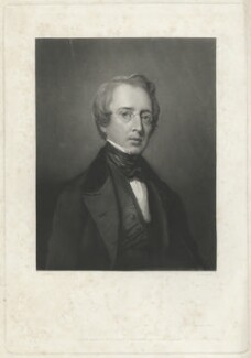 Edward Cock, by William Turner Davey, after  Pierre Athasie Théodore Senties - NPG D33689