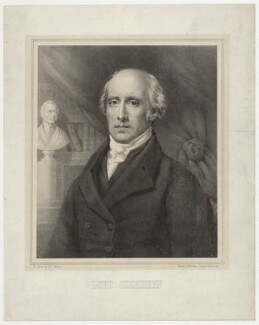 Henry Cockburn, Lord Cockburn, by H.F. (or F.H.) Weisse - NPG D33692